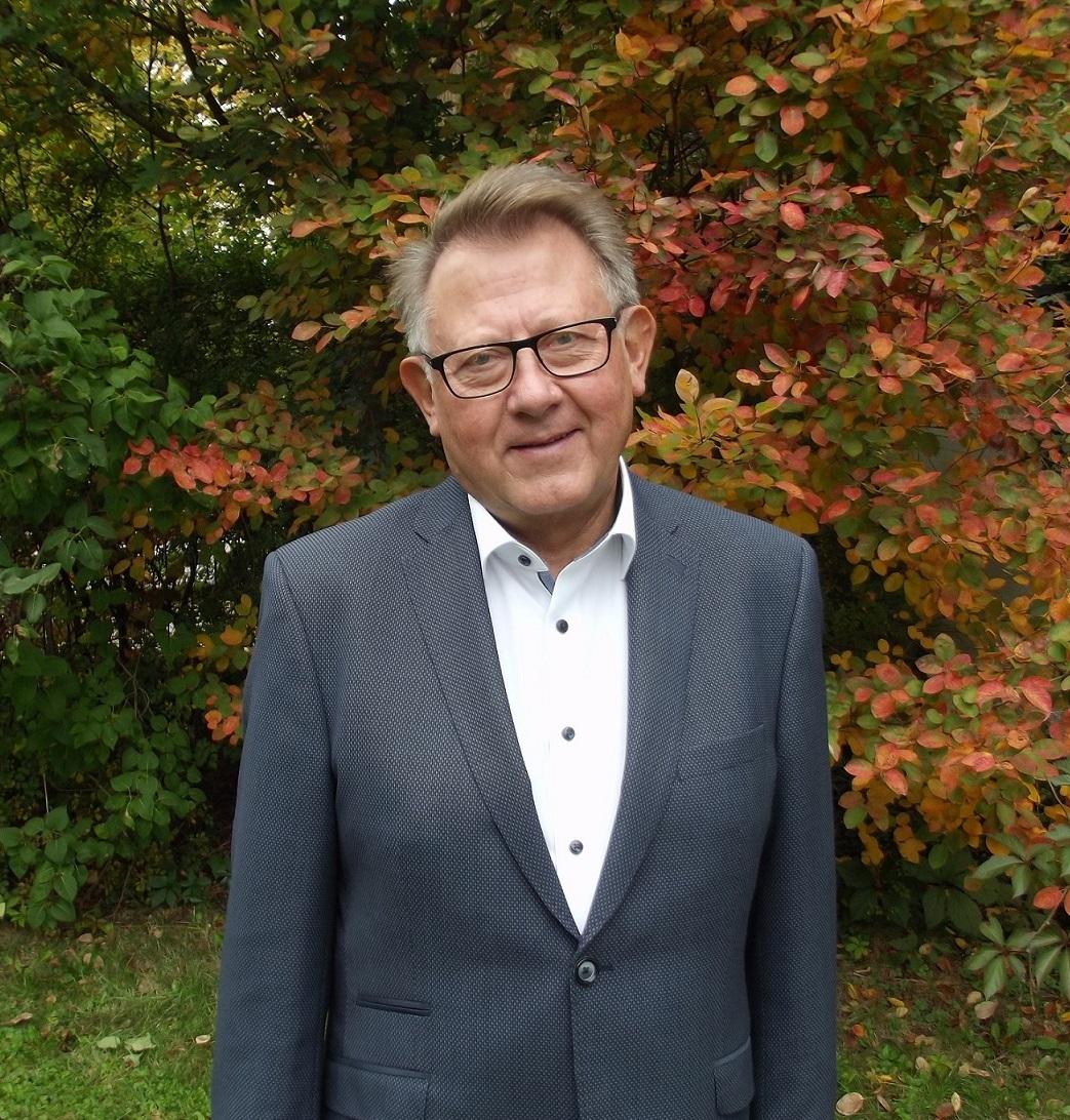 Erster Bürgermeister Georg Hohmann