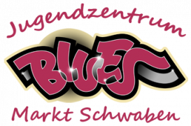 Logo Jugendzentrum Blues