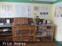 Druckerei im Heimatmuseum