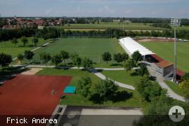 Sportpark und seine Anlagen