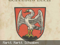 Deckblatt des Goldenen Buches