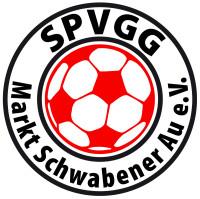 Logo der SpVgg Markt Schwabener Au