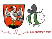 1 Logo Markt Schwaben summt mit