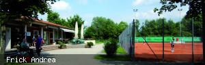 Tennisplatz im Schwabener Sportpark