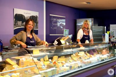 Tagwerk Markt Schwaben Naturkost Käsetheke
