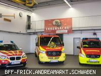 First Responder-Fahrzeug, Mehrzweckfahrzeug u. Einsatzleitwagen