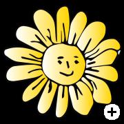 Logo_Sonne_Kindergarten und Hort im alten Schulhaus