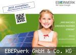 Banner für Webinar zu Photovoltaik in Markt Schwaben mit EBERwerk am 04.10.2021