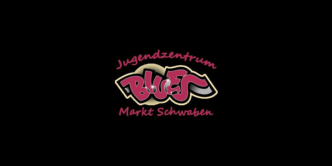 Logo Jugendzentrum Blues