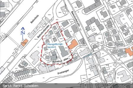 Lageplan_BebauungsplanNr.90_Bahnhofstrass