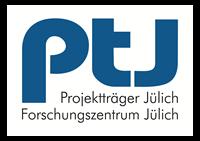 Logo des Projektträger Jülich PTJ