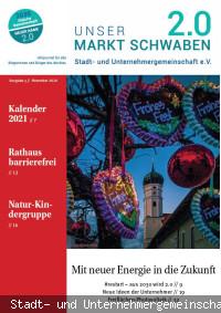 Infojournal der Stadt- und Unternehmergemeinschaft Markt Schwaben
