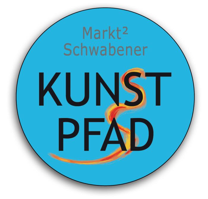 Logo Kunstpfad Markt Schwaben