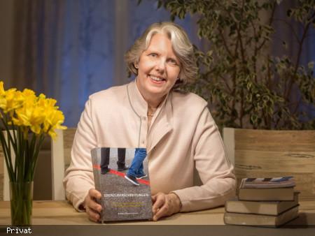 """Bettina Theresa Ismair liest aus ihrem Buch """"Grenzüberschreitungen – Ein Plädoyer für mehr Menschlichkeit mit Verstand und Augenmaß"""" per Online-Lesung am 7.5.2021"""