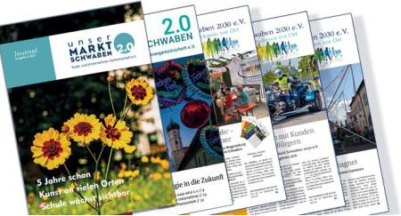Cover Infojournal der Stadt- und Unternehmergemeinschaft Markt Schwaben