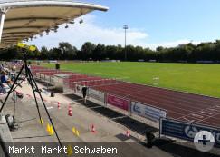 Leichtathletik-Meisterschaften 2021 im Sportpark Markt Schwaben