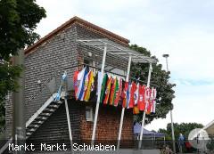 Impression der Leichtathletik-Meisterschaften 2021 im Sportpark Markt Schwaben